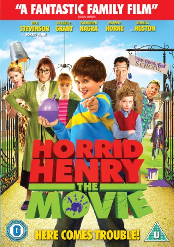 Horrid Henry: The Movie [DVD] from Entertainment One