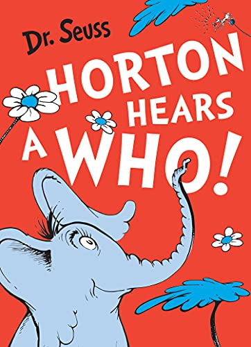 Horton Hears a Who (Dr Seuss) from HarperCollins Publishers
