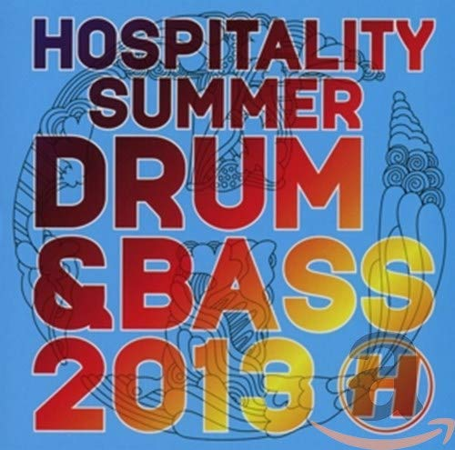 Hospitality Summer D&B 2013 from Hospital Records