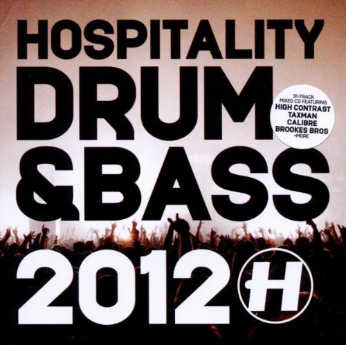 Hospitality: Drum & Bass 2012