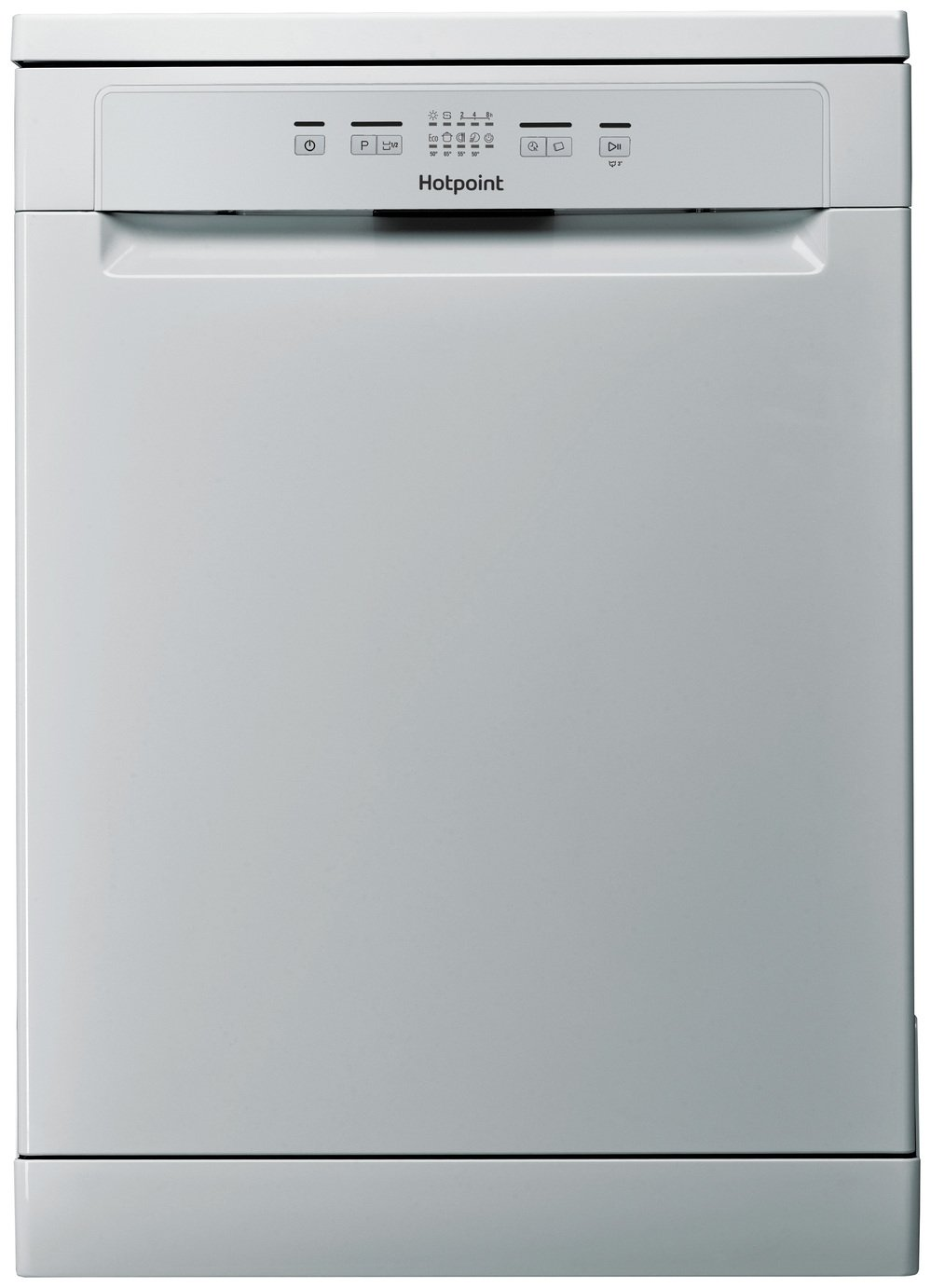 Hotpoint Aquarius HFC2B19SVUK Dishwasher - Silver from Hotpoint