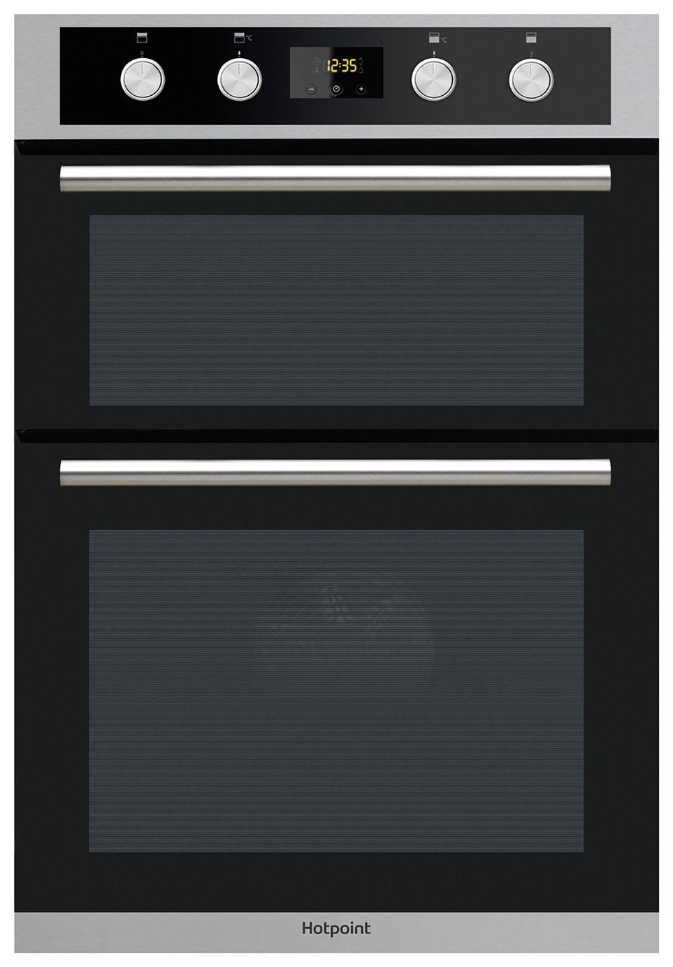 Hotpoint DD2844CIX Built-in Electric Double Oven - S/ Steel from Hotpoint