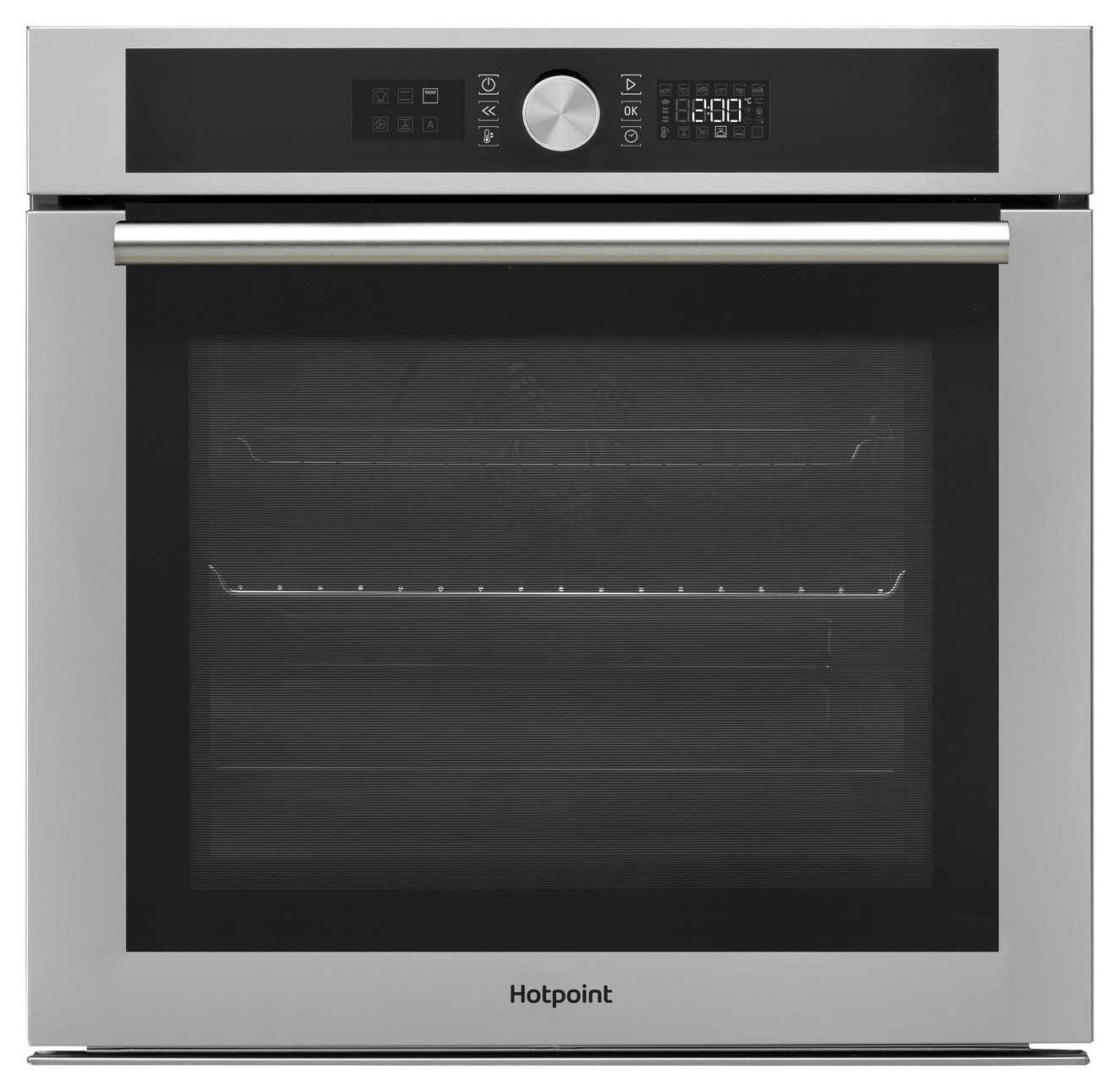 Hotpoint SI4854PIX Electric Built-In Oven - Stainless Steel from Hotpoint