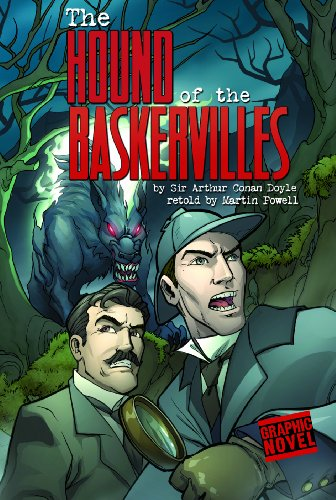 Hound of the Baskervilles (Graphic Revolve) from Raintree