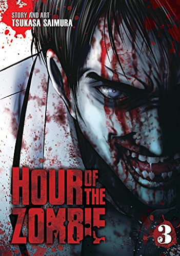 Hour of the Zombie Vol. 3 from Seven Seas
