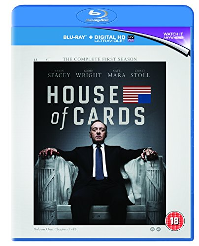 House of Cards - Season 1 [Blu-ray] from Sony Pictures Home Entertainment