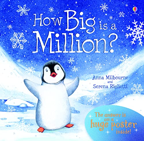 How Big is a Million? (Usborne Picture Storybooks) (Picture Books) from Usborne Publishing Ltd