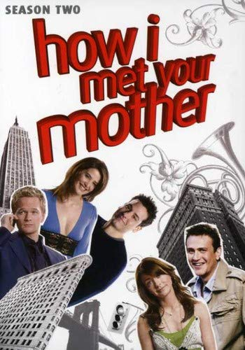 How I Met Your Mother: Season 2 (3pc) (Full Sub) [DVD] [2006] [Region 1] [US Import] [NTSC] from Tcfhe