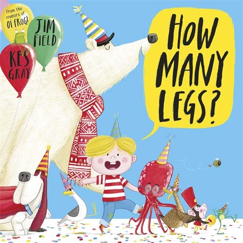 How Many Legs? from Hodder Children's Books