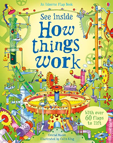 How Things Work (See Inside) from Usborne Publishing Ltd