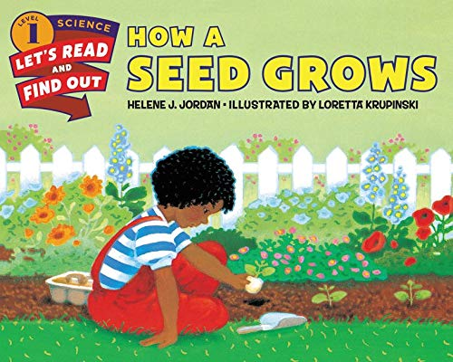 How a Seed Grows (Let's-Read-and-Find-Out Science 1) from HarperCollins