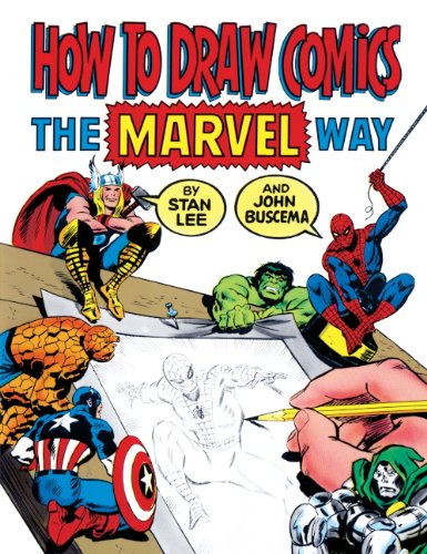 How to Draw Comics the Marvel Way from Turtleback Books