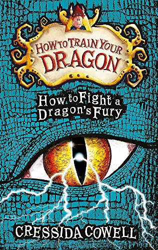 How to Train Your Dragon: How to Fight a Dragon's Fury: Book 12 from Hodder Children's Books