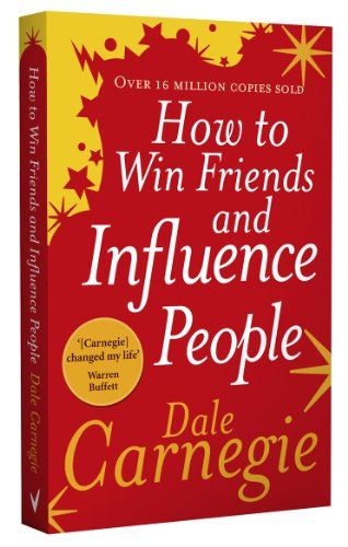 How to Win Friends and Influence People (Vermilion) from Vermilion