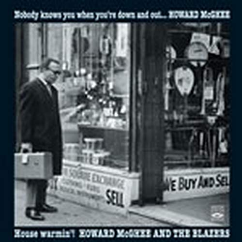 Howard McGhee. Nobody knows you when you're down and out & House warmin'! from FRESH SOUND