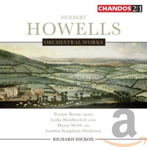 Howells: Orchestral Works from CHANDOS GROUP