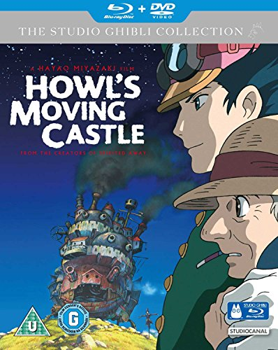 Howl's Moving Castle - Double Play (Blu-ray + DVD) from Studio Canal