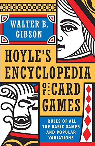 Hoyle's Modern Encyclopedia of Card Games: Rules of All the Basic Games and Popular Variations (Dolphin Handbook) from Three Rivers Press (CA)