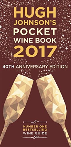 Hugh Johnson's Pocket Wine Book 2017 from Mitchell Beazley