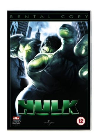 Hulk [DVD] from Universal Pictures