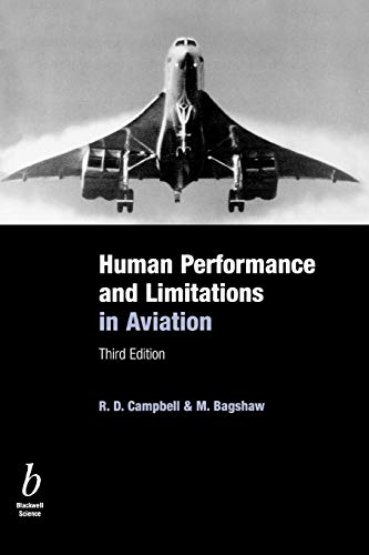 Human Performance and Limitations and Aviation from John Wiley & Sons