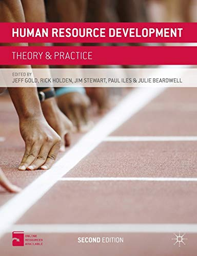 Human Resource Development: Theory and Practice from Palgrave