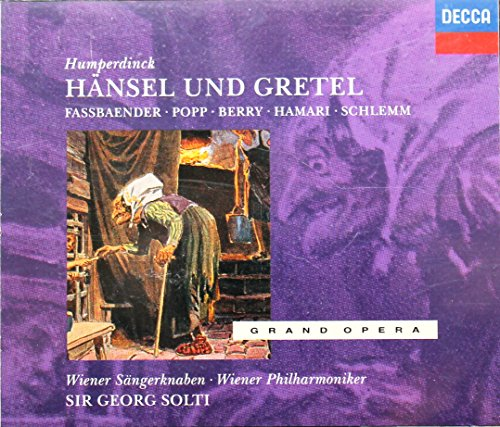 Humperdinck: Hänsel und Gretel from Decca
