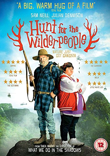 Hunt For The Wilderpeople [DVD] from Signature Entertainment