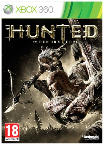 Hunted: The Demon's Forge (Xbox 360) from Bethesda