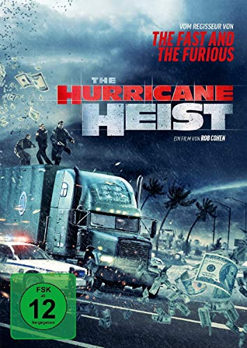 THE HURRICANE HEIST - MOVIE [DVD] [2018] from VARIOUS