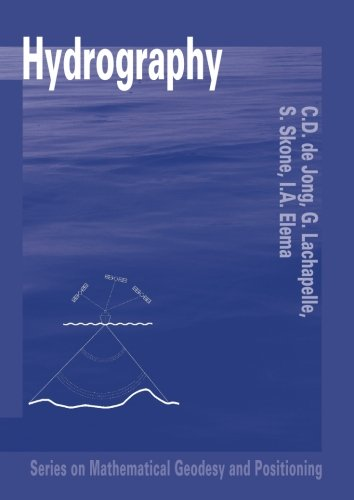 Hydrography (Series on mathematical geodesy and positioning) from VSSD