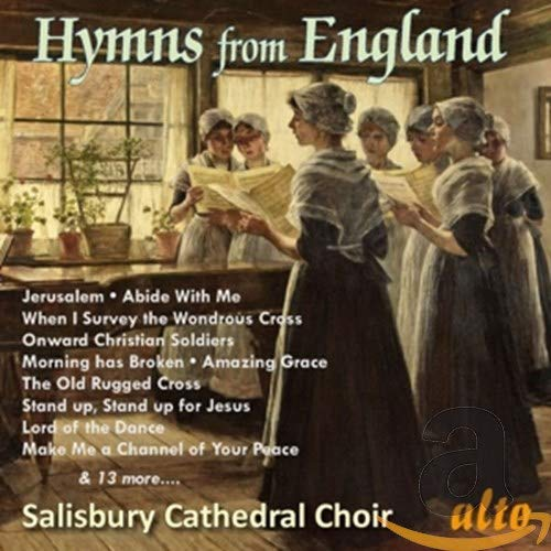Hymns From England from ALTO - INGHILTERRA