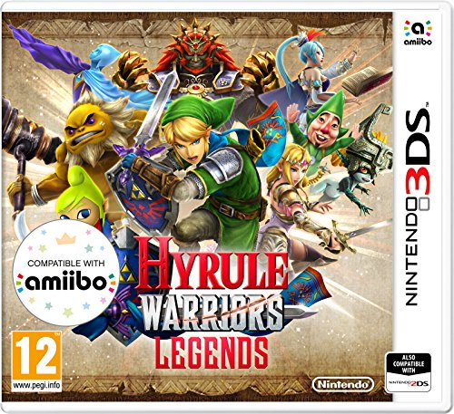 Hyrule Warriors (Nintendo 3DS) from Nintendo