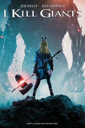 I Kill Giants Movie Tie-In Edition from Image Comics