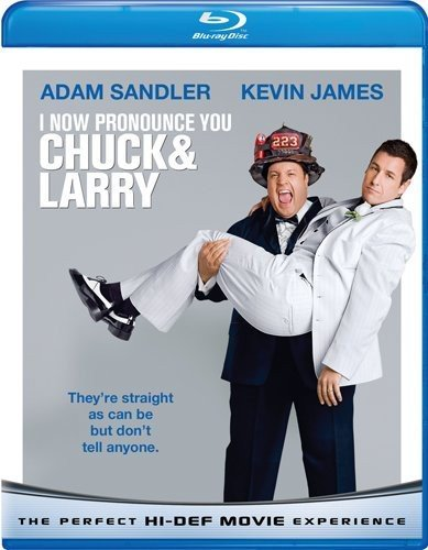 I Now Pronounce You Chuck & Larry [Blu-ray] [2007] [US Import] from Universal Home Video