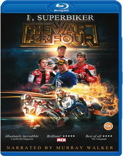 I Superbiker 4 - The War for Four [Blu-ray] from Odeon Entertainment