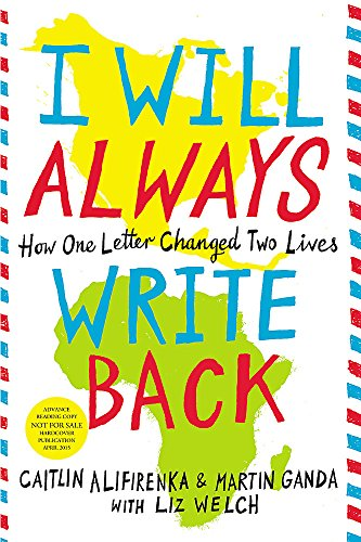 I Will Always Write Back: How One Letter Changed Two Lives from Little, Brown Young Readers US