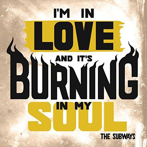 "I'm In Love And It's Burning In My Soul [12"" VINYL] from Cooking Vinyl"