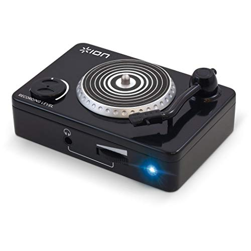 ION Audio Vinyl Forever   Digital LP Audio Conversion Turntable Adapter from ION Audio