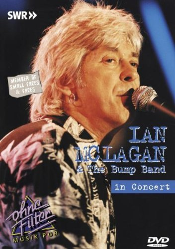 Ian McLagan - In Concert: Ohne Filter [DVD] [2000] from Inakustik