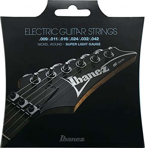 Ibanez IEGS6 6-String Super Light Electric Guitars Strings from Ibanez