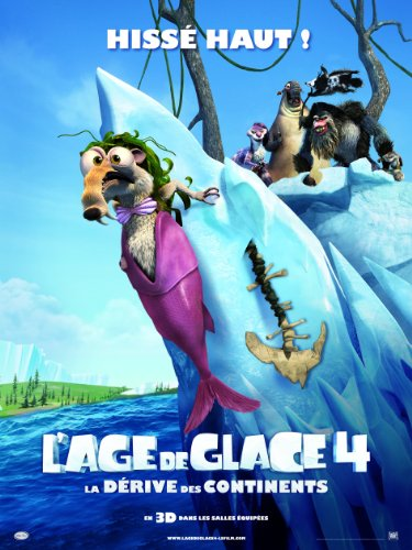 Ice Age 4 from dvd