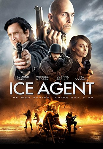 Ice Agent [Region 1] from Alchemy