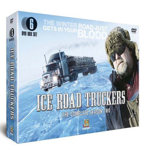 Ice Road Truckers: Complete Season 2 (6 DVD Gift Pack) from History Channel