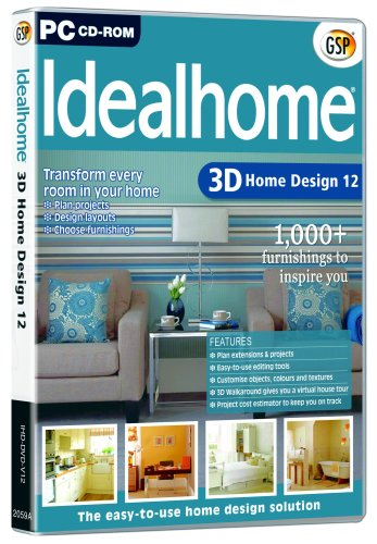 Ideal Home 3D Home Design 12 from Avanquest Software