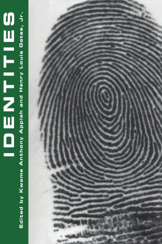 Identities (A Critical Inquiry Book) from University of Chicago Press Journals