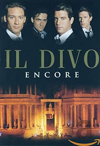 Il Divo Encore [DVD] [2005] from Sony