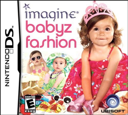 Imagine: Babyz Fashion for Nintendo DS from UBI Soft