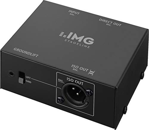 Img Stage Line Microphone Splitter from Img Stage Line