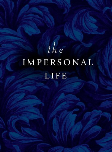 Impersonal Life from De Vorss & Company